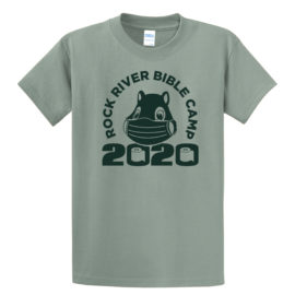 2020 Camp Shirts Fundraiser